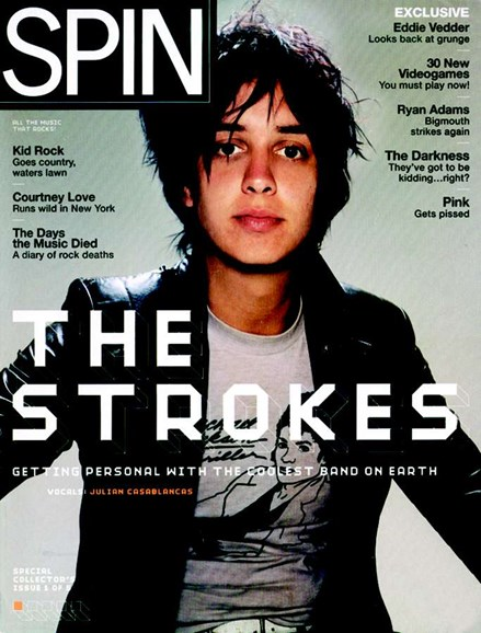 Spin Cover - 12/1/2003