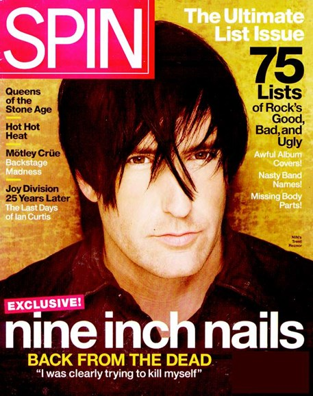 Spin Cover - 5/1/2005