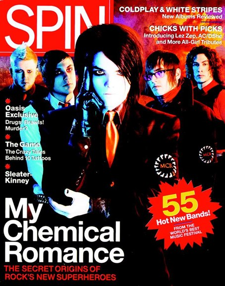 Spin Cover - 6/1/2005