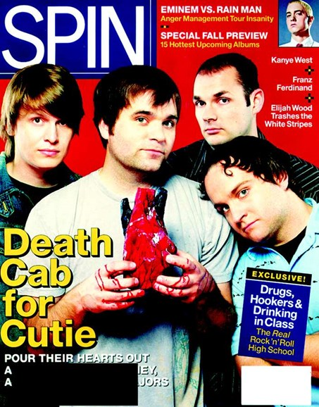 Spin Cover - 9/1/2005