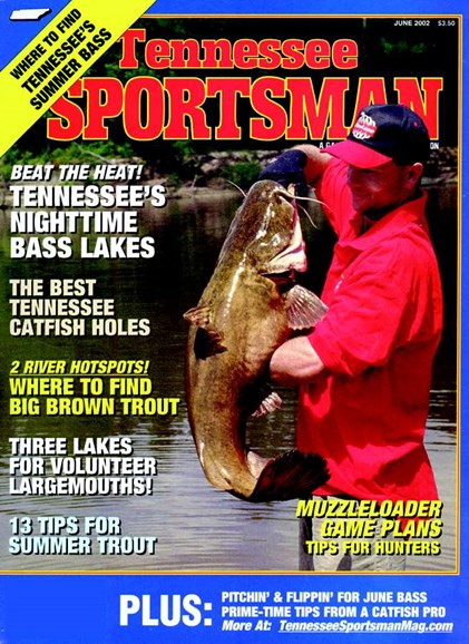 Tennessee Sportsman Cover - 6/1/2002