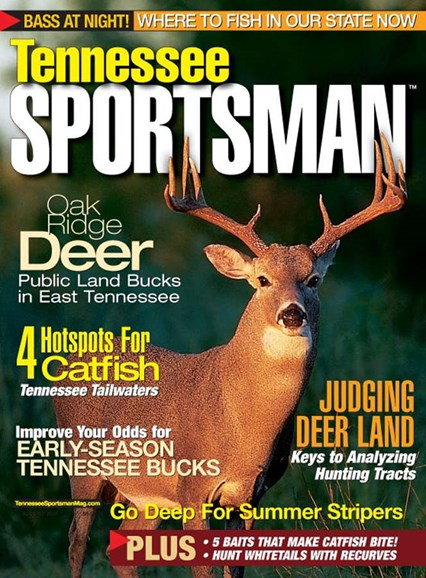 Tennessee Sportsman Cover - 8/1/2005