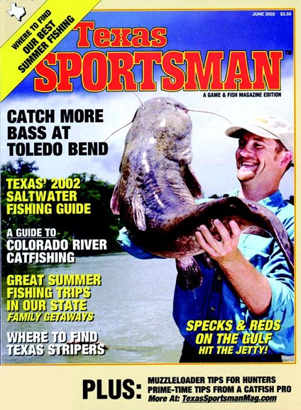 Texas Sportsman Cover - 6/1/2002