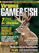 Virginia Game & Fish 8/1/2005