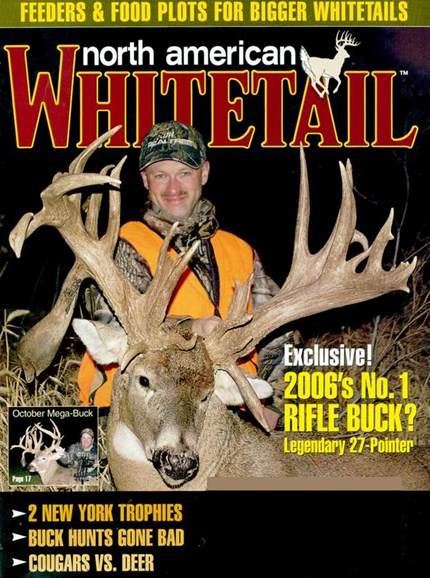 North American Whitetail Cover - 2/1/2007