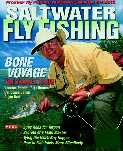 Saltwater Fly Fishing Cover - 1/1/2005