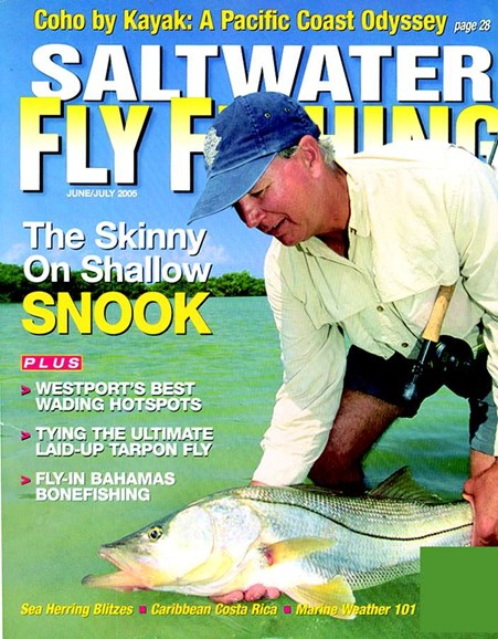 Saltwater Fly Fishing Cover - 7/1/2005