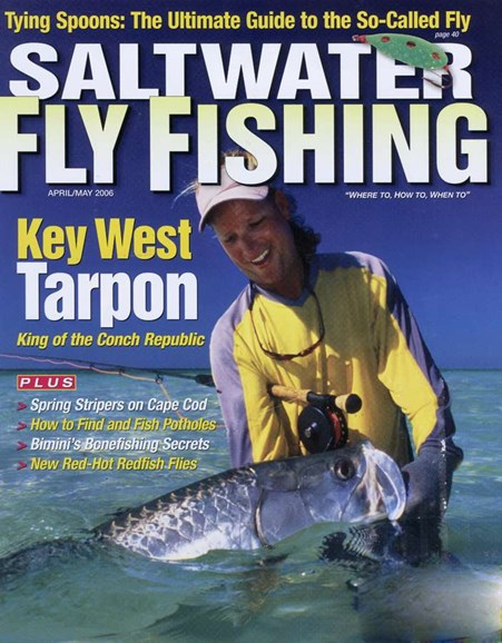 Saltwater Fly Fishing Cover - 5/1/2006