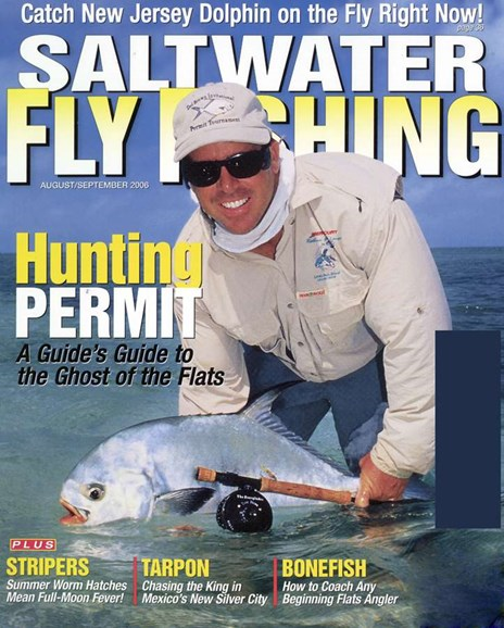 Saltwater Fly Fishing Cover - 9/1/2006