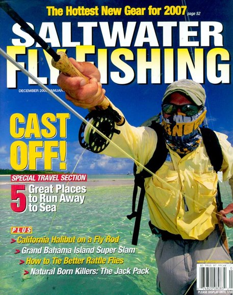 Saltwater Fly Fishing Cover - 1/1/2007