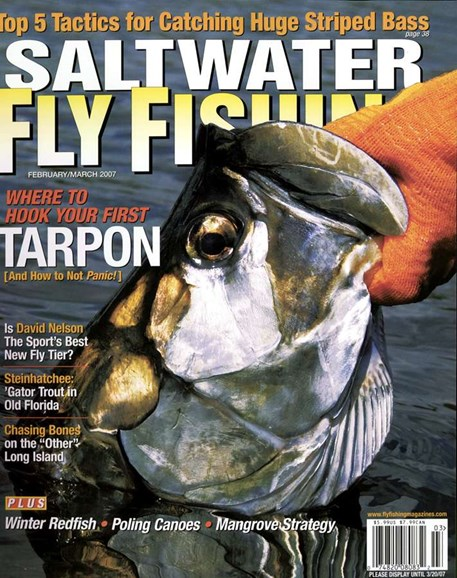 Saltwater Fly Fishing Cover - 3/1/2007