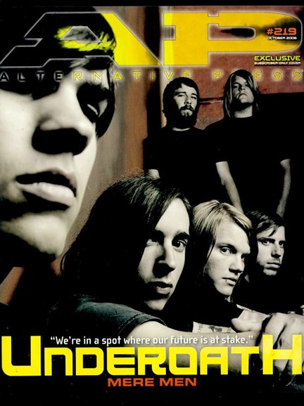 Alternative Press Cover - 10/1/2006