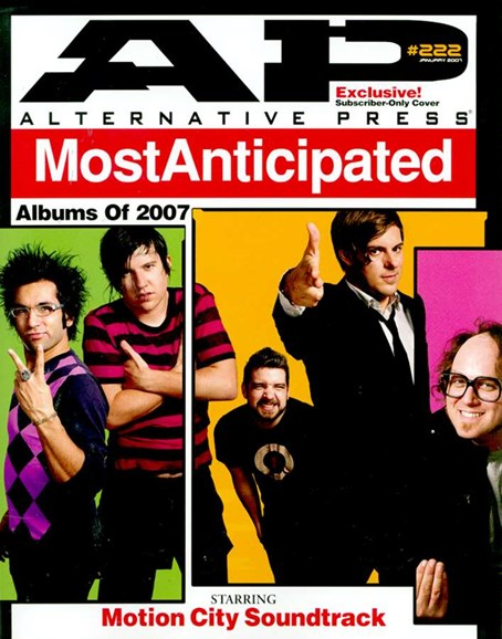 Alternative Press Cover - 1/1/2007