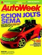 Autoweek Magazine 11/7/2005