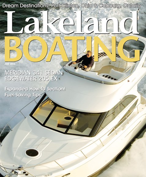 Lakeland Boating Cover - 7/1/2005