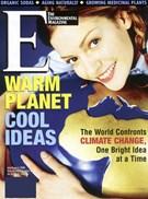Environment Magazine 8/1/2006