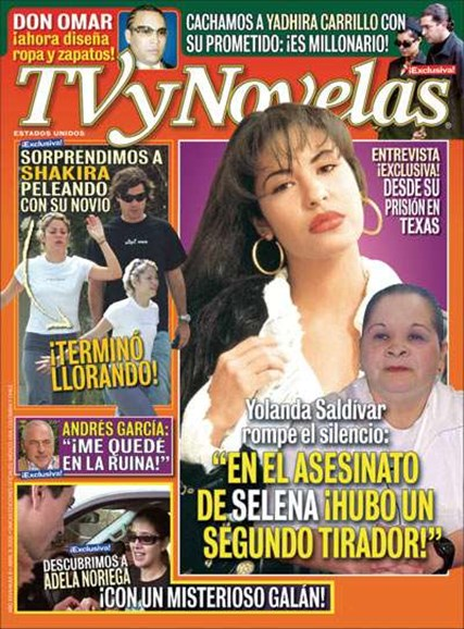 Tv Y Novelas Cover - 10/1/2006