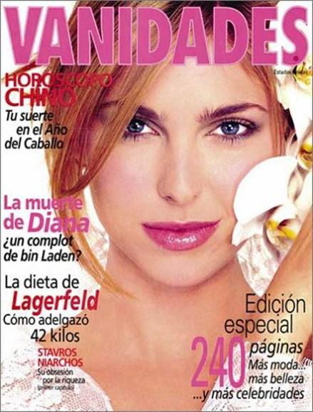 Vanidades Cover - 10/1/2004