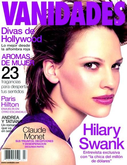 Vanidades Cover - 3/1/2005