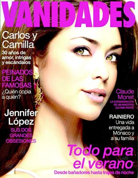 Vanidades Cover - 4/1/2005