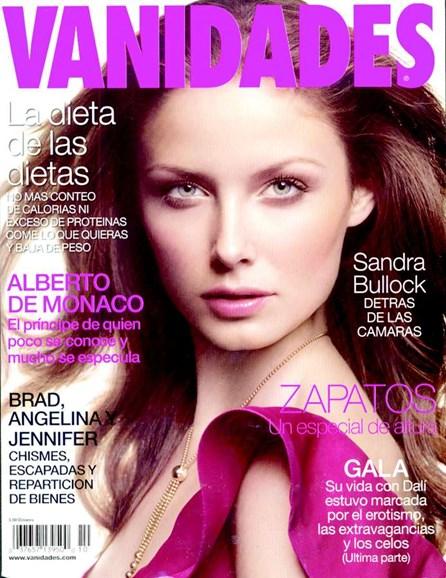 Vanidades Cover - 5/1/2005