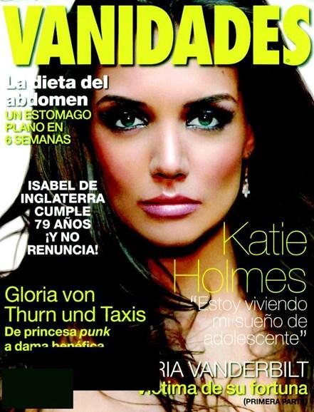 Vanidades Cover - 7/1/2005
