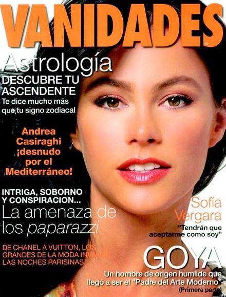 Vanidades Cover - 8/1/2005