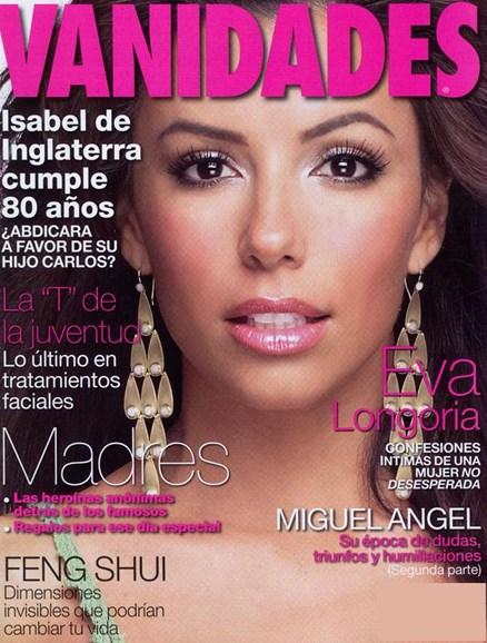 Vanidades Cover - 5/1/2006