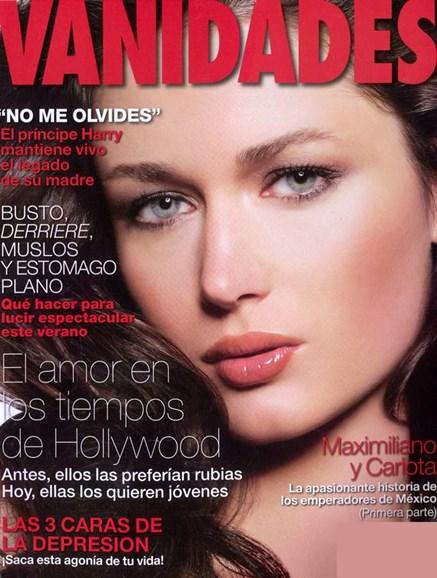 Vanidades Cover - 6/14/2006