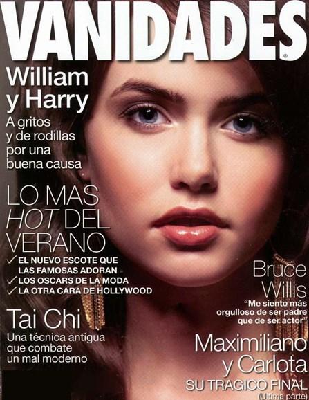 Vanidades Cover - 7/7/2006