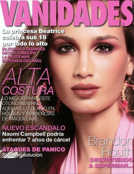 Vanidades Cover - 8/14/2006