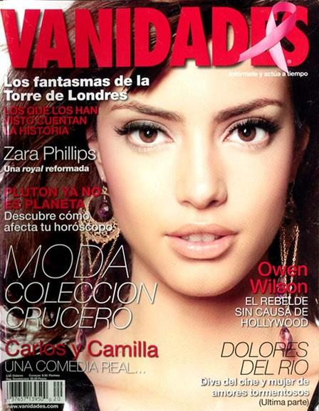 Vanidades Cover - 10/7/2006