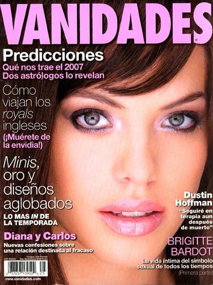 Vanidades Cover - 12/1/2006