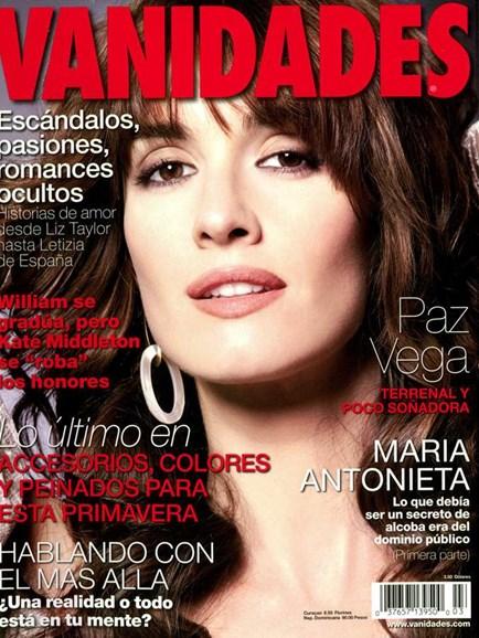 Vanidades Cover - 1/3/2007