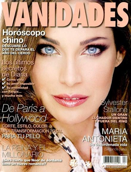 Vanidades Cover - 2/7/2007