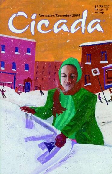 Cicada Cover - 12/1/2004