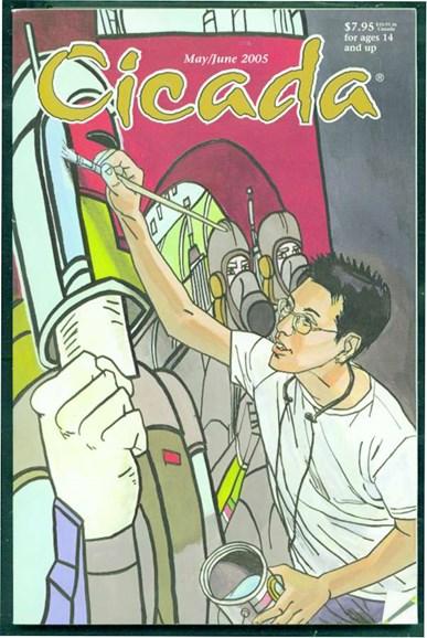 Cicada Cover - 6/1/2005