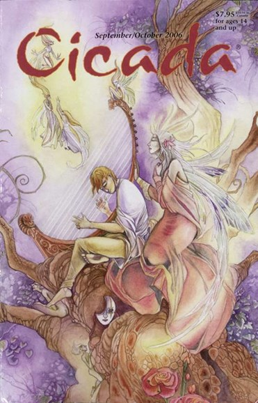 Cicada Cover - 10/1/2006