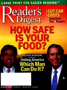 Reader's Digest Large Print 8/1/2004