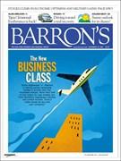 Barron's 11/1/2001