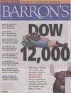 Barron's   5/1/2006 Cover