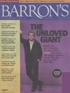 Barron's   5/21/2006 Cover
