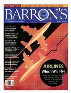 Barron's | 10/2006 Cover