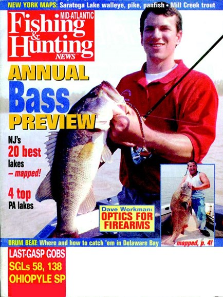 Fishing & Hunting News Cover - 5/1/2005