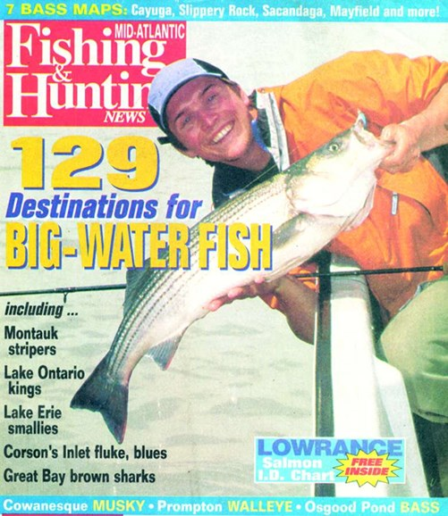 Fishing & Hunting News Cover - 6/1/2005