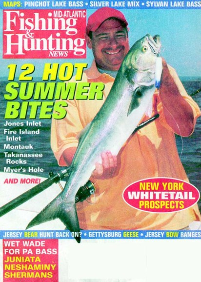 Fishing & Hunting News Cover - 8/1/2005