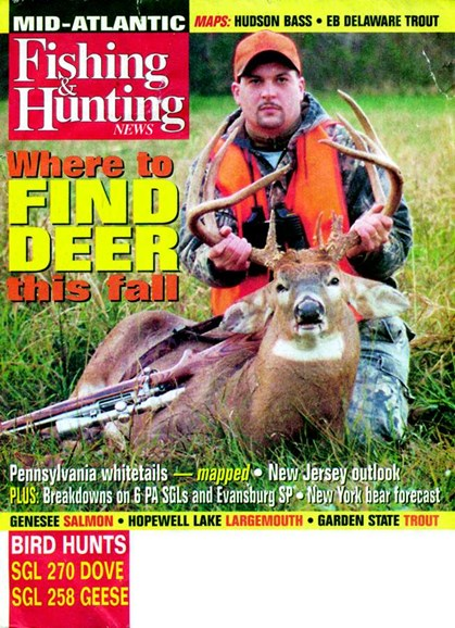 Fishing & Hunting News Cover - 9/1/2005