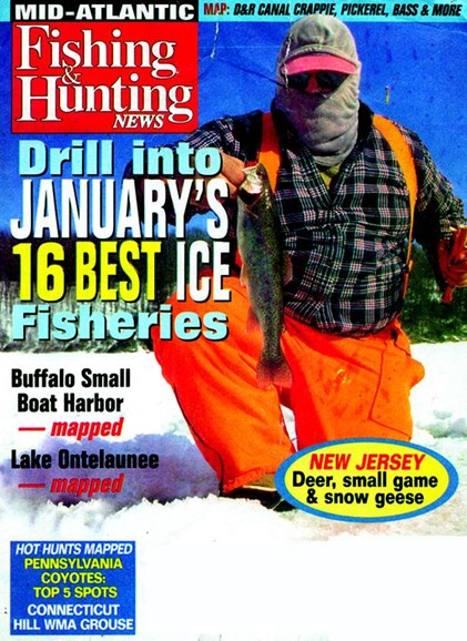 Fishing & Hunting News Cover - 1/7/2006