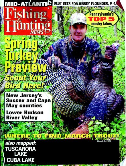 Fishing & Hunting News Cover - 3/1/2006