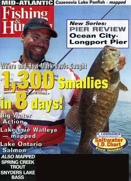 Fishing & Hunting News Cover - 7/7/2006